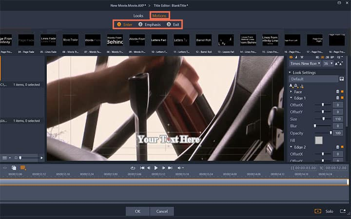 How To Add Subtitles To A Video in Pinnacle Studio