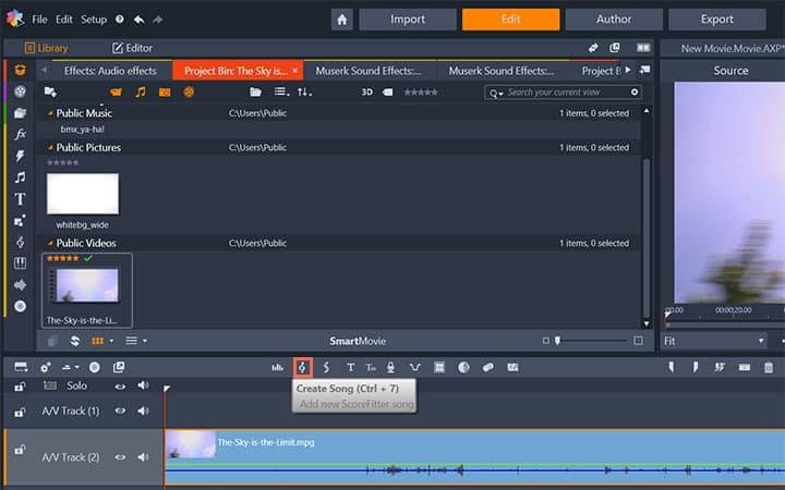 How To Edit 4K Videos in Pinnacle Studio