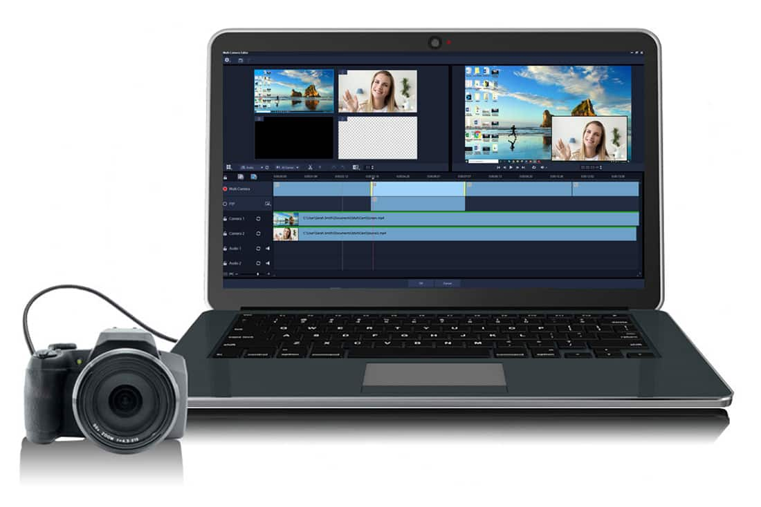 Pinnacle MultiCam Capture - video and screen recording software