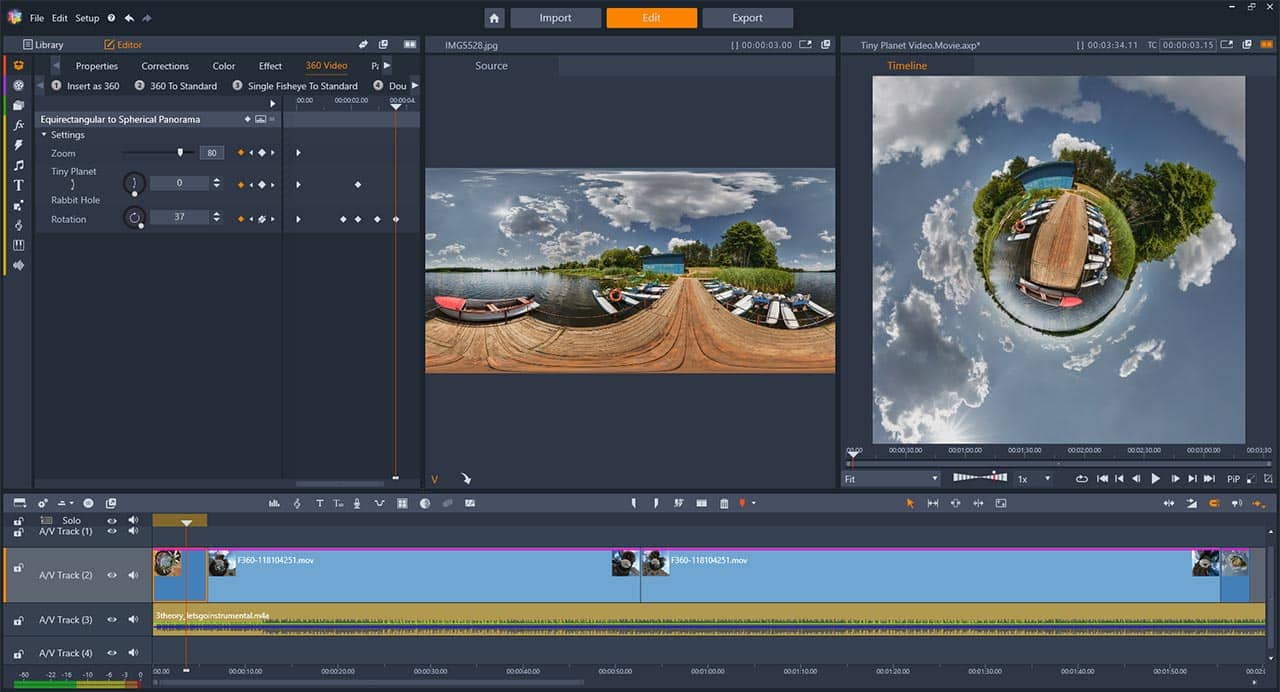 pinnacle studio 22 trial version free download