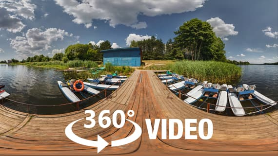 Indelingen voor 360° Video