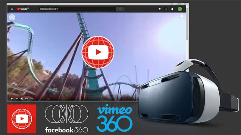 Esportazione di video 360