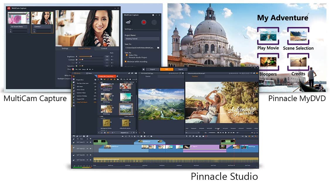 Why Pinnacle Studio?