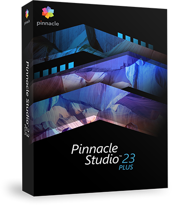 Pinnacle Studio 23 Plus