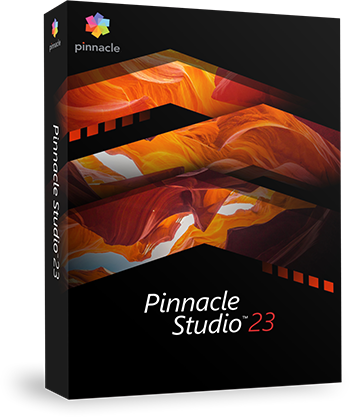 Easy Video Editor - Pinnacle Studio 23