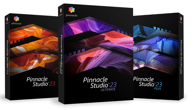 Pinnacle Studio Family