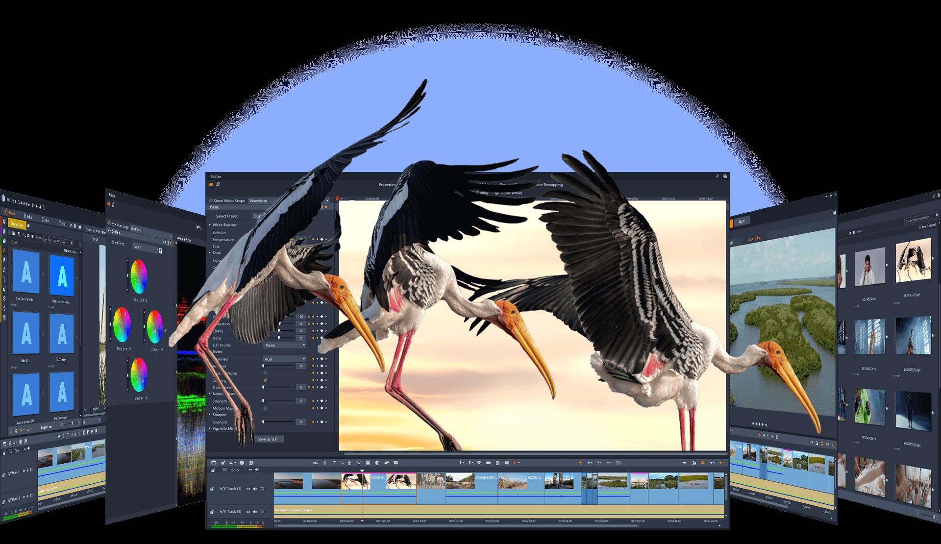 Movie & video editing software - Pinnacle Studio 25 Ultimate