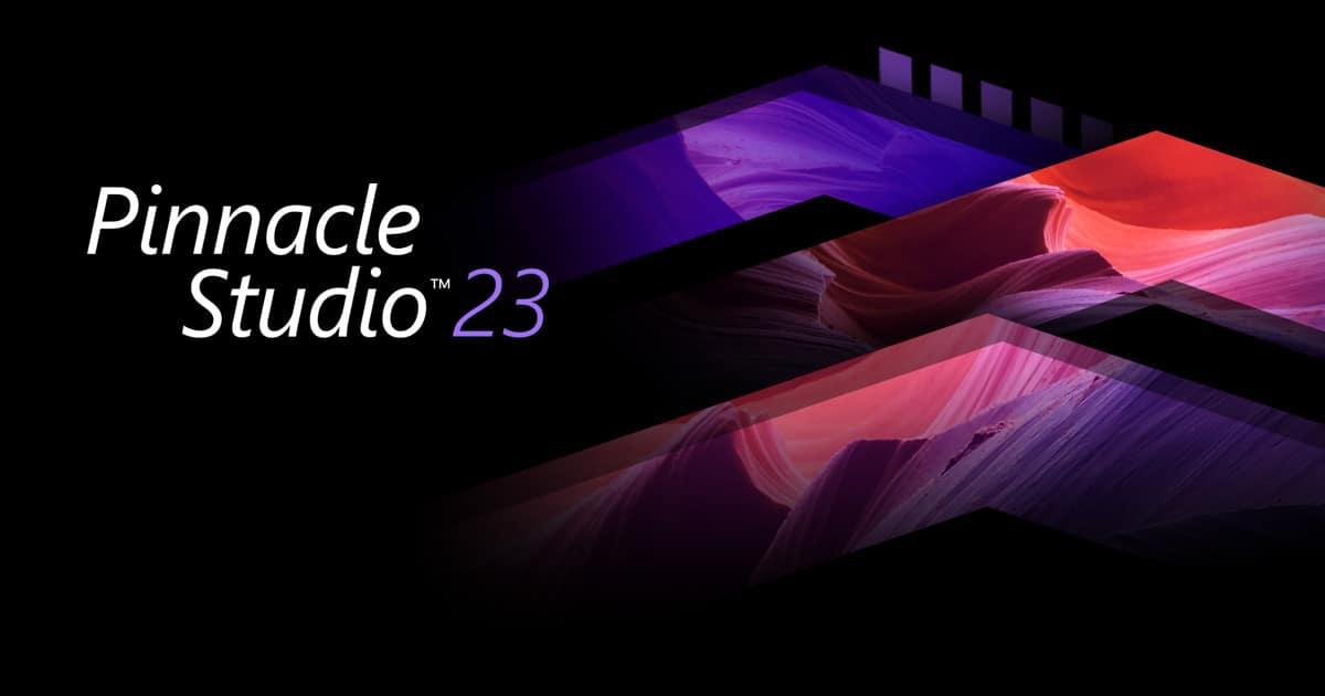 Movie & video editing software - Pinnacle Studio 23 Ultimate