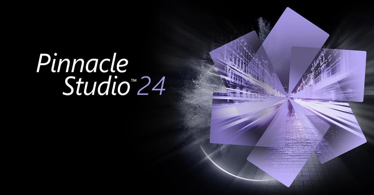 Movie & video editing software - Pinnacle Studio 24 Ultimate