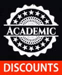 Student & Military Discounts
