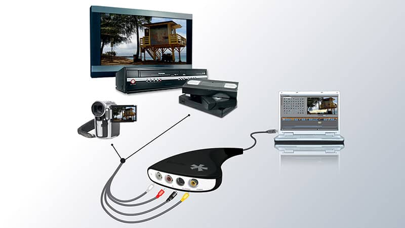 Video Capture Card Dazzle Dvd Recorder Hd By Pinnacle