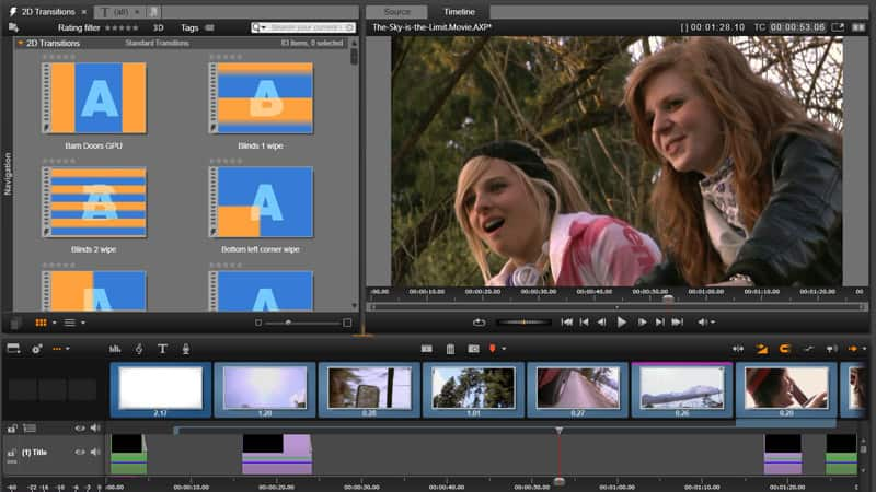 Dazzle Video Editing Software