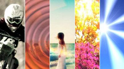 Enhance with 2,000+ effects, transitions and templates